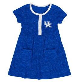Colosseum Athletics DRESS, INFANT, GIRLS, TRIPLE JUMP, ROYAL, UK
