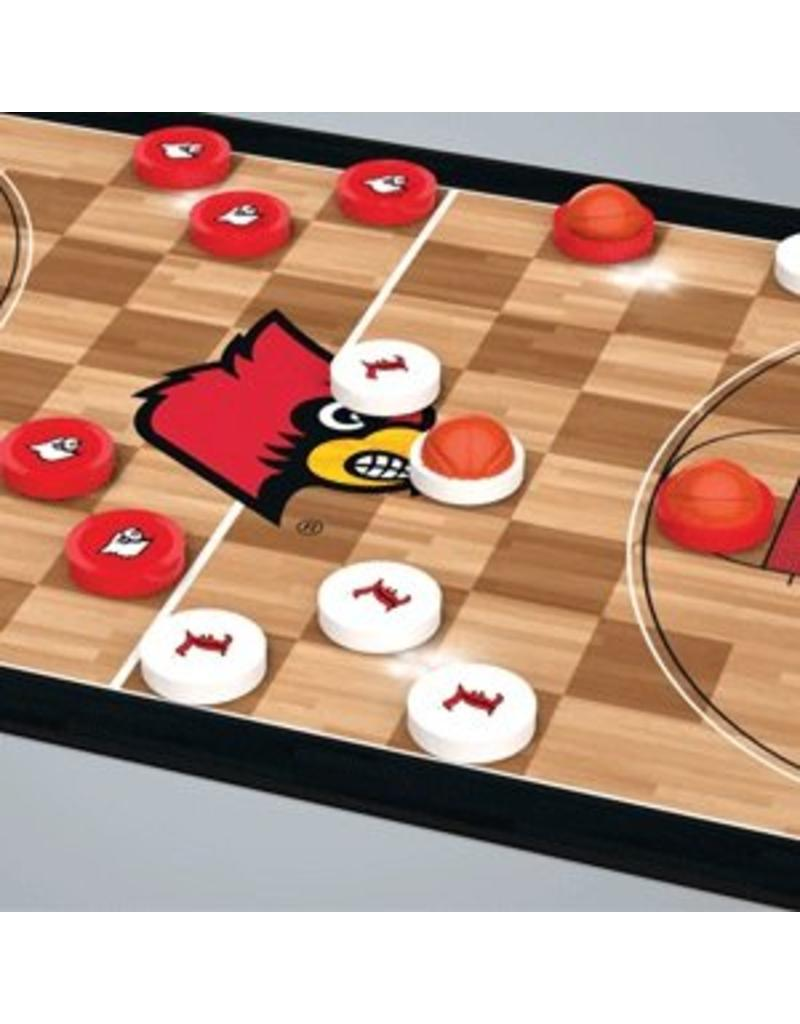 GAME, BASKETBALL CHECKERS, UL