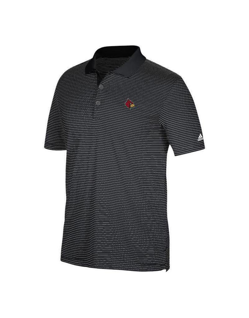 Adidas Sports Licensed POLO, ADIDAS, PERFORMANCE, BLACK/WHITE, UL