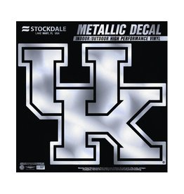 Stockdale Technologies DECAL, METALLIC, 6 INCH, UK