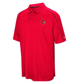 Colosseum Athletics POLO, SETTER, RED, UL