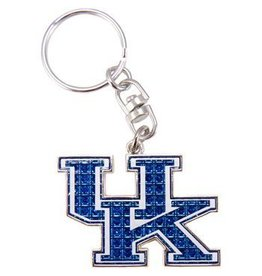 Kentucky Souvenirs KEYRING, DIAMOND CUT, BLING, UK