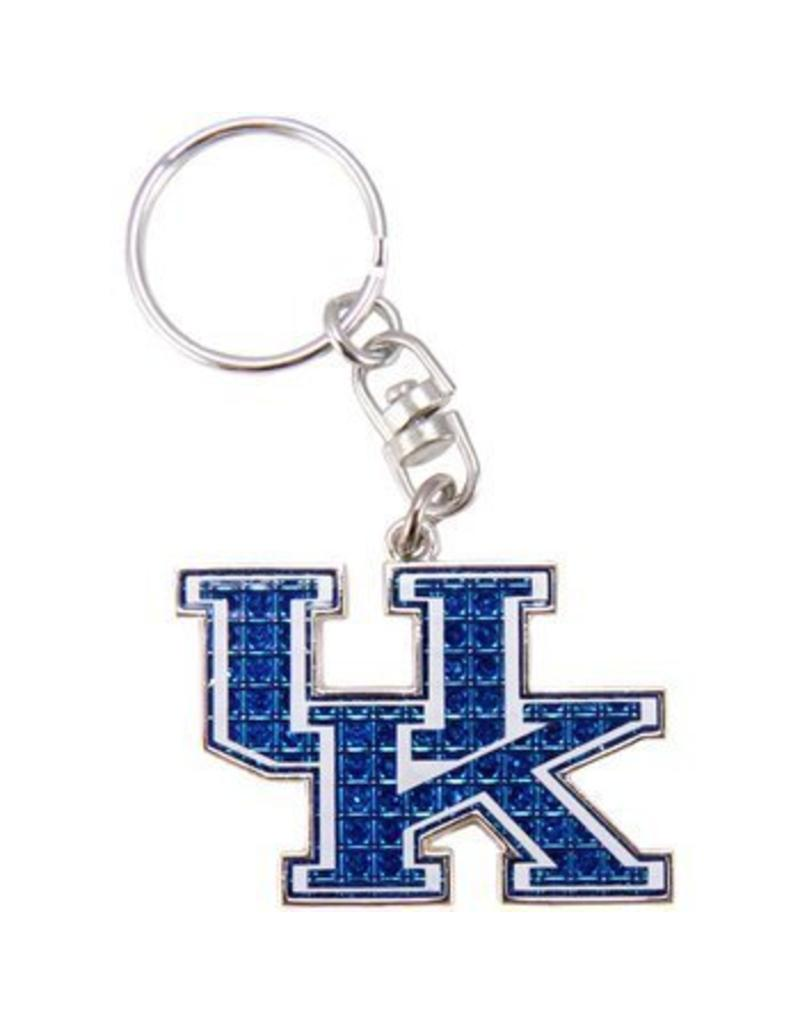 Kentucky Souvenirs KEYRING, DIAMOND CUT, BLING, UK
