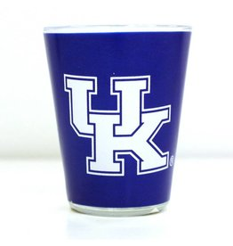 Kentucky Souvenirs SHOT GLASS, 2-TONE, 2oz, UK