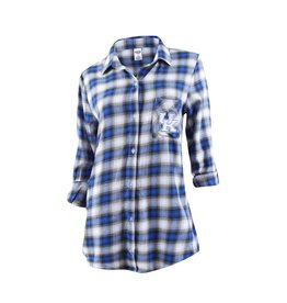 Concept Sports NIGHTSHIRT, LADIES, FORGE, ROY/WHT, UK