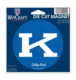 Wincraft Inc MAGNET, ROUND, VAULT, 4.5x6, ROYAL, UK