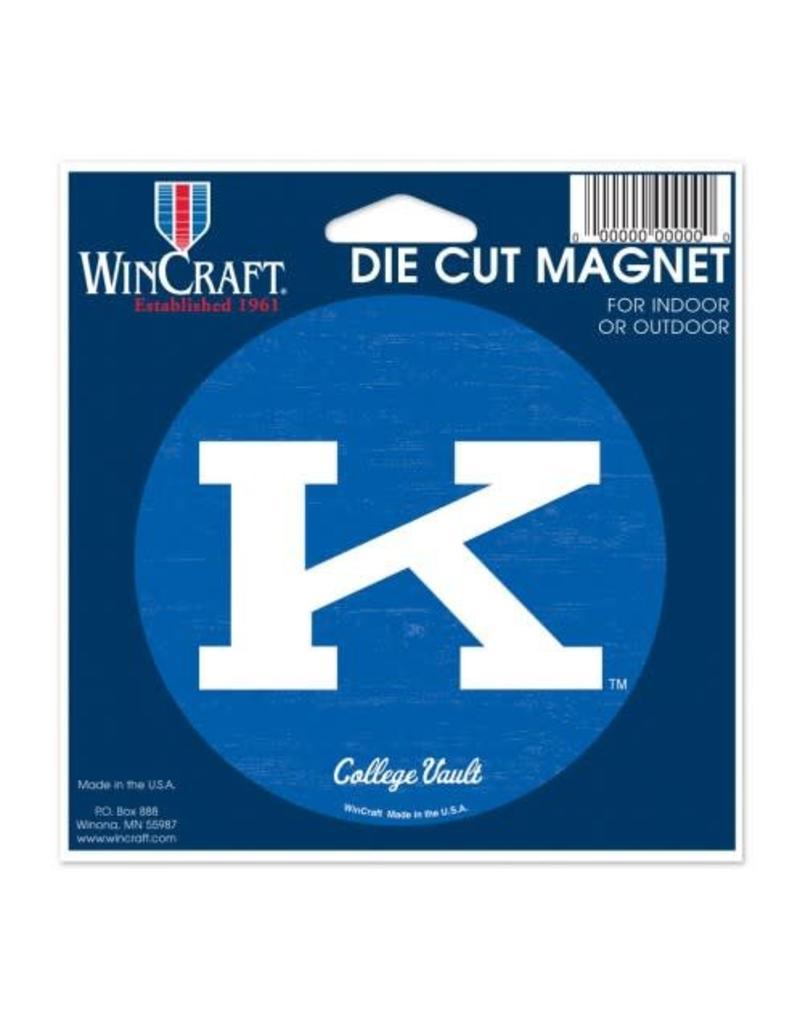 Wincraft Inc MAGNET, ROUND, VAULT, 4.5x6, ROYAL, UK