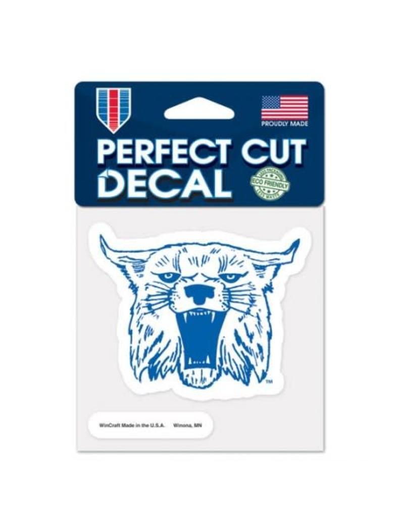 Wincraft Inc DECAL, PERF CUT, VAULT, 3x3.5, UK