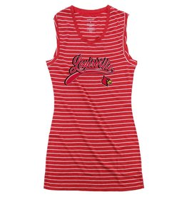 Boxercraft TEE, LADIES, SLEEP, RED, UL-C