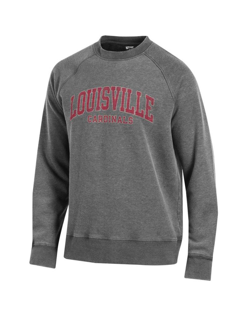 Gear for Sports CREW, OUTTA TOWN, CHARCOAL, UL