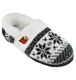SLIPPER, LADIES, SNOWFLAKE, A-LINE, UL