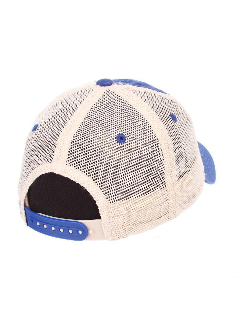 Zephyr Graf-X HAT, ADJUSTABLE, SNAPBACK, FREEWAY, ROYAL, UK