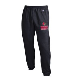 Champion Products PANT, FLEECE, BANDED LEG, BLACK, UL