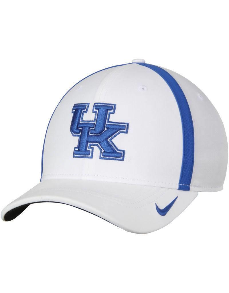 Nike Team Sports HAT, FLEX FIT, NIKE, BILL FX, WHITE, UK