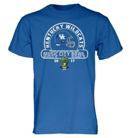 Step Ahead Sportswear *TEE, SS, MUSIC CITY BOWL, ROYAL, UK