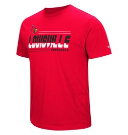 Colosseum Athletics TEE, SS, THE HAMMER, RED, UL-C