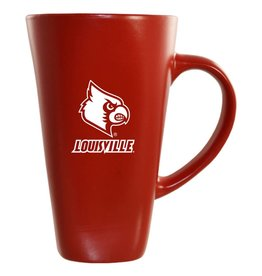 MUG, TALL CAFE, RED, UL