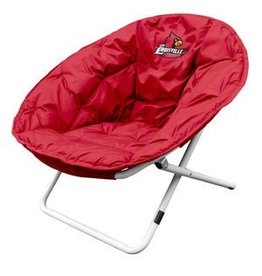 LOGO BRANDS CHAIR, SQUAD, RED, UL