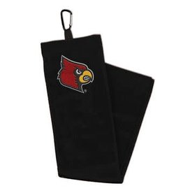 GOLF TOWEL, EMBROIDERED, UL