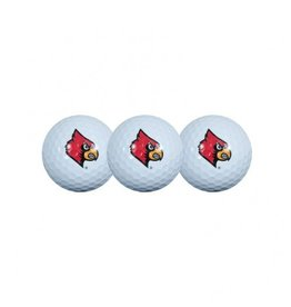 GOLF BALLS, 3 PACK, UL