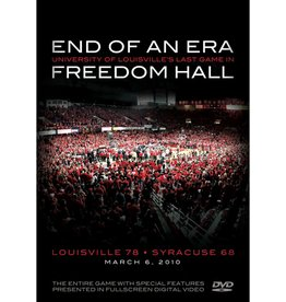 DVD, END OF AN ERA: FREEDOM HALL, UL