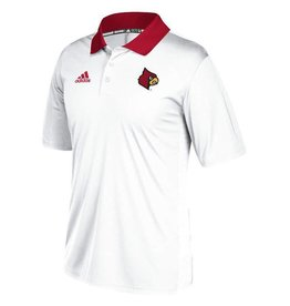 Adidas Sports Licensed POLO, ADIDAS, COACH, WHITE, UL