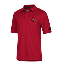 Adidas Sports Licensed POLO, ADIDAS, ICONIC COACHES, RED, UL