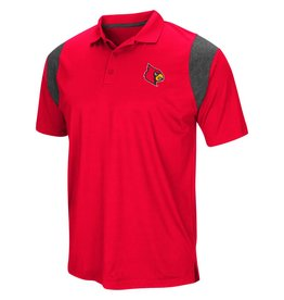 Colosseum Athletics POLO, FRIEND, RED, UL