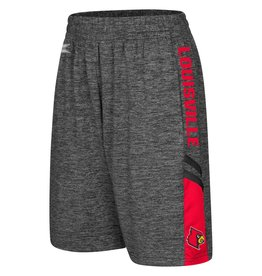 Colosseum Athletics SHORT, YOUTH, SUMMER SCHOOL, CHARCOAL, UL