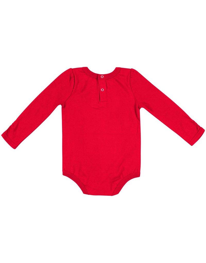 Colosseum Athletics ONESIE, INFANT, ITS STILL GOOD, RED, UL