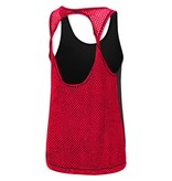 Colosseum Athletics TANK, LADIES, DOTTIE OPEN BACK, UL