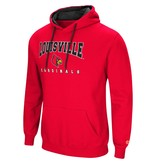 Colosseum Athletics HOODY, PLAYBOOK, RED, UL