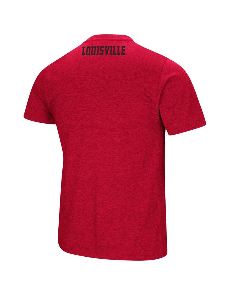 Colosseum Athletics TEE, SS, H20, RED, UL