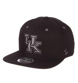 HAT, SNAPBACK, BLACK, EBONY, UK