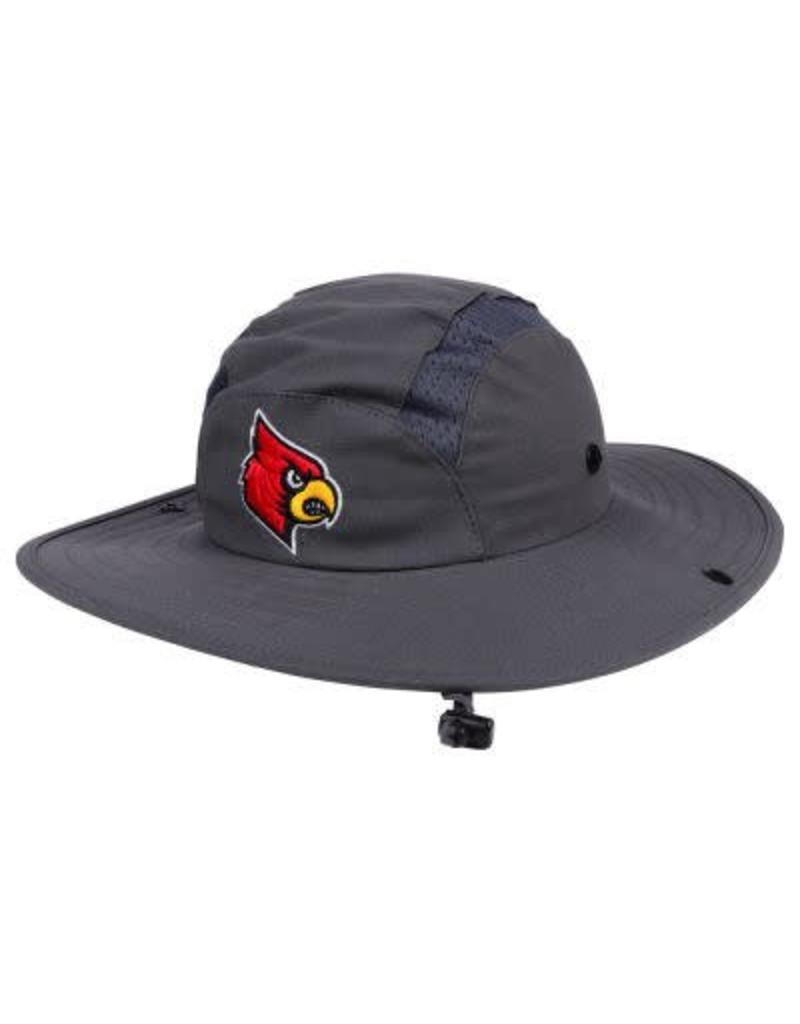 Adidas Sports Licensed HAT, SAFARI, ADIDAS, GRAY, UL