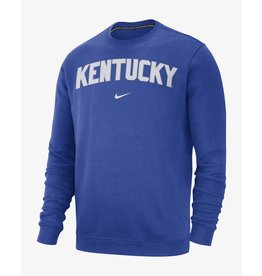 Nike Team Sports CREW, NIKE, FLEECE, CLUB, ROYAL, UK