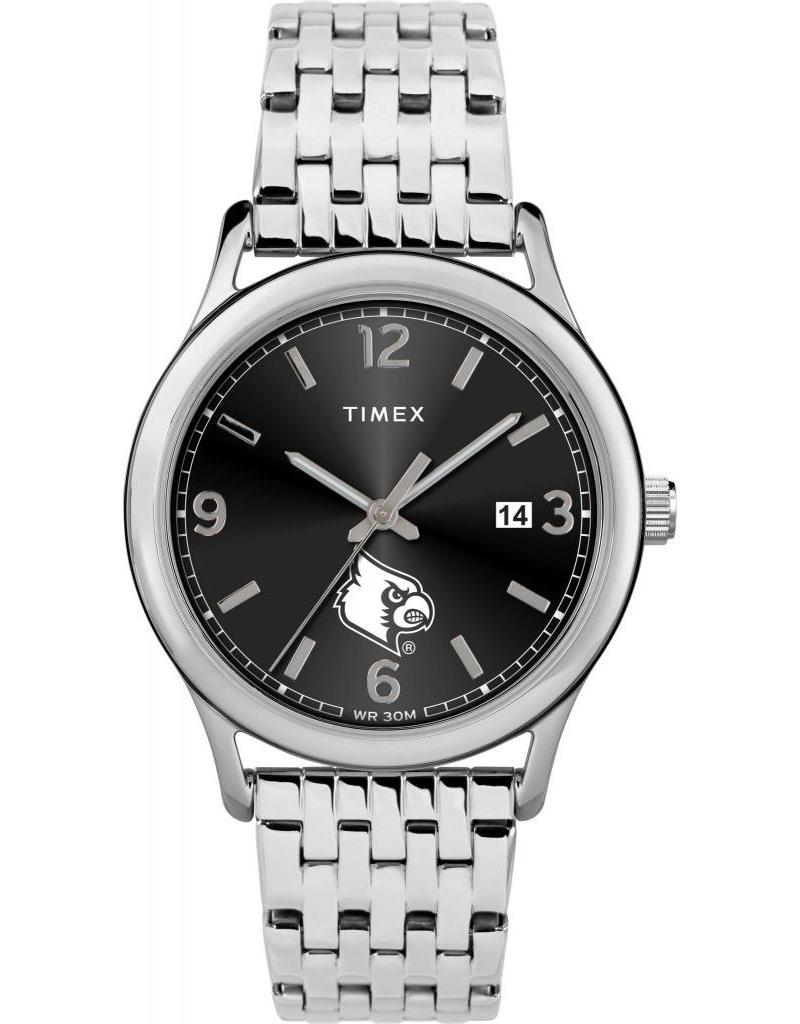 TIMEX GROUP WATCH, TIMEX, SAGE, SILVER/BLACK, UL
