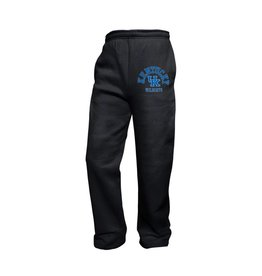 J. America PANT, SWEAT, COTTON, BLACK, UK