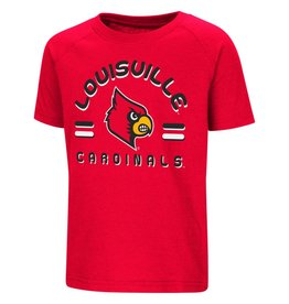 Colosseum Athletics TEE, TODDLER, SS, COWBOYS, RED, UL
