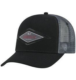 Top of the World HAT, ADJUSTABLE, OAK RIDGE, BLK/GRY, UL