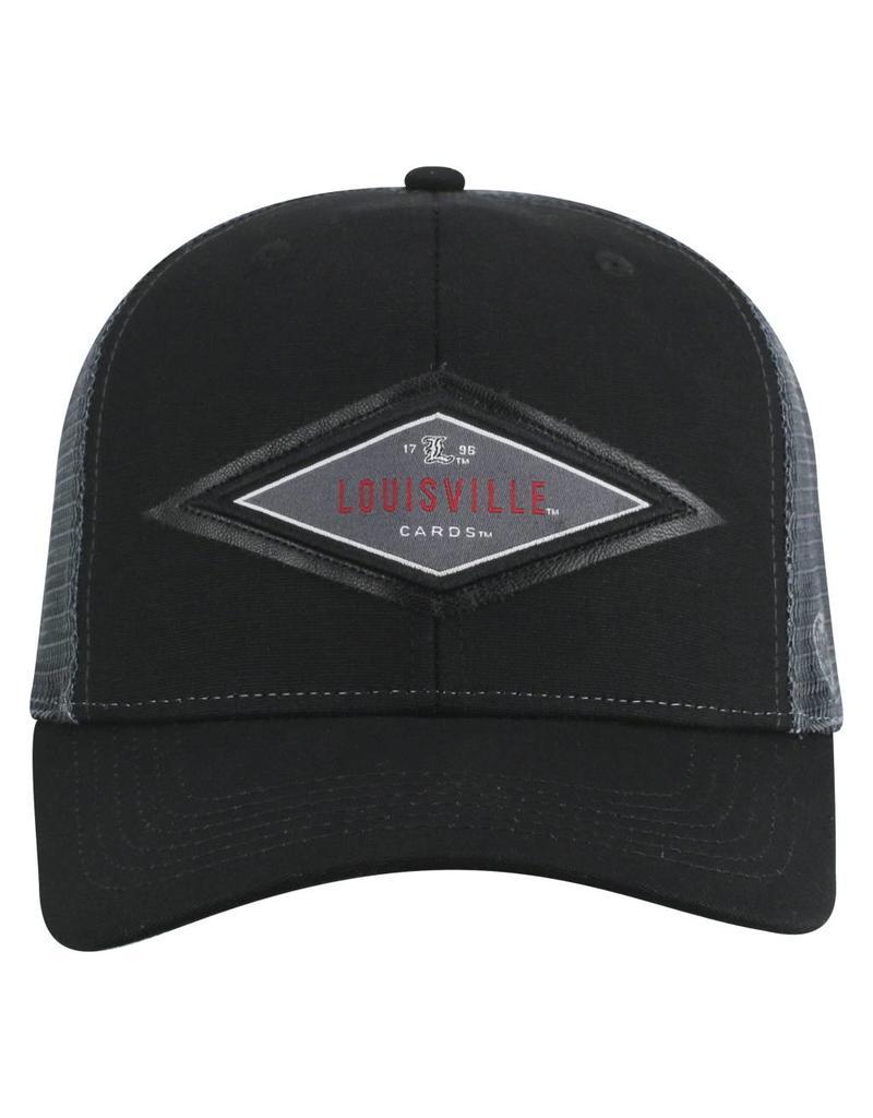 Top of the World HAT, ADJUSTABLE, OAK RIDGE, BLK/GRY, UL