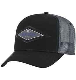 Top of the World HAT, ADJUSTABLE, OAK RIDGE, BLK/GRY, UK