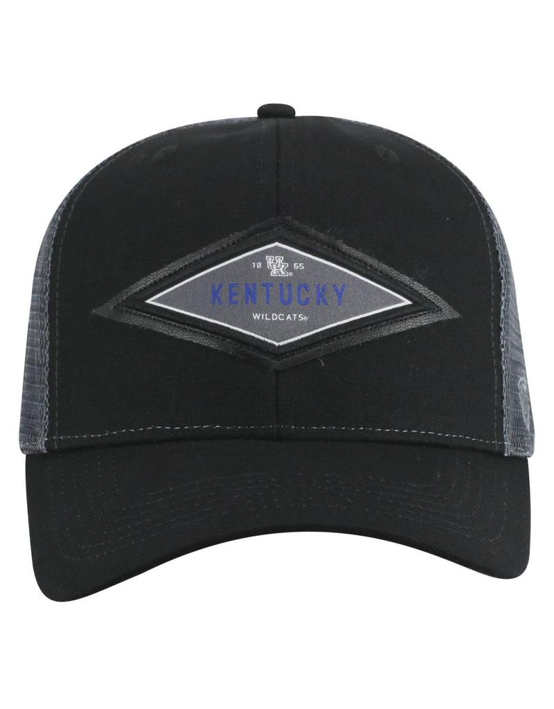 Top of the World HAT, ADJUSTABLE, OAK RIDGE, BLK/GRY, UK