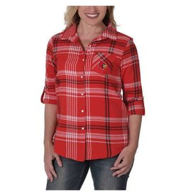 SHIRT, LADIES, DRESS, BOYFRIEND, PLAID, UL