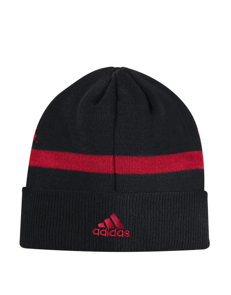Adidas Sports Licensed KNIT, CUFFED, ADIDAS, PLAYERS, BLACK, UL