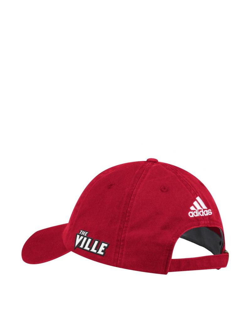 Adidas Sports Licensed HAT, ADJUSTABLE, ADIDAS, DAD HAT, RED, UL