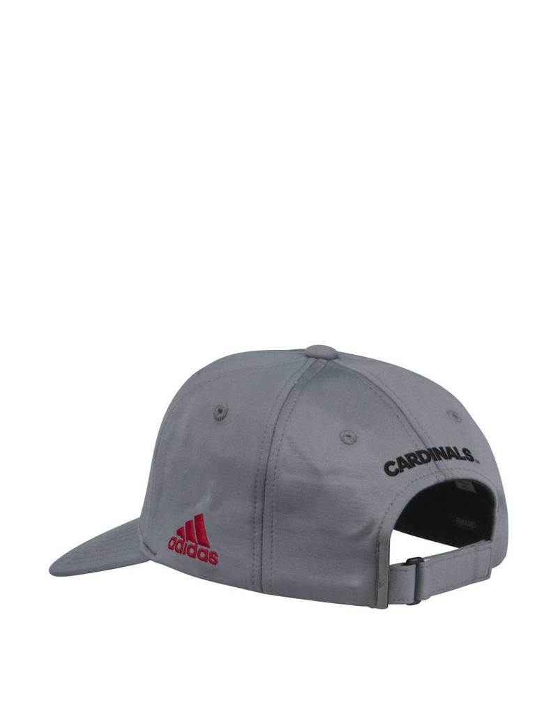 Adidas Sports Licensed HAT, ADJUSTABLE, ADIDAS, STRUCTURED, GRAY, UL