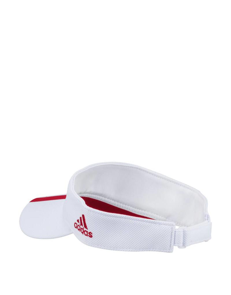 Adidas Sports Licensed VISOR, ADJUSTABLE, ADIDAS, WHITE, UL