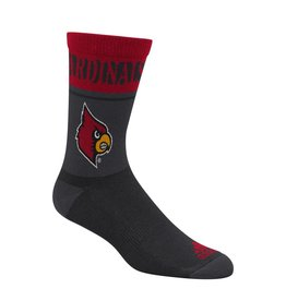Adidas Sports Licensed SOCKS, ADIDAS, BLACK/RED, UL
