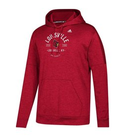 Adidas Sports Licensed HOODY, ADIDAS, TEAM ESTATE, RED, UL
